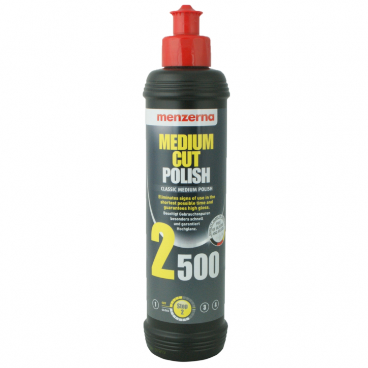 Menzerna Medium Cut Polish MC2500 250 ml