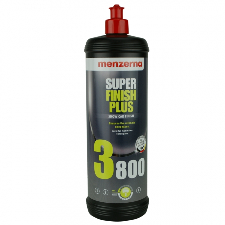 Menzerna Super Finish Plus SF3800 Hochglanzpolitur 1000ml