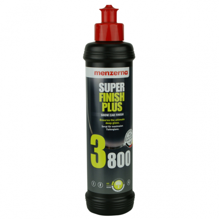 Menzerna Super Finish Plus SF3800 Hochglanzpolitur 250 ml