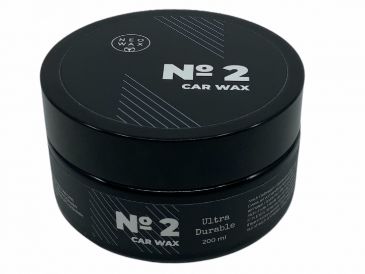 NEOWAX Car Wax №2 Versiegelung CoatingWax  200ml