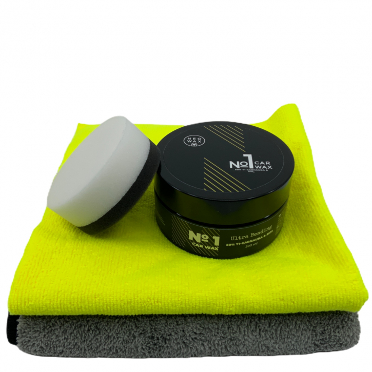 NEOWAX Car Wax №1 50% T1-Carnauba+SIO2 Set 200ml