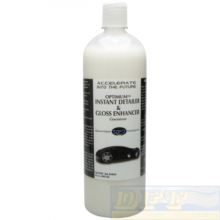 Optimum Instant Detailer & Gloss Enhancer 946 ml