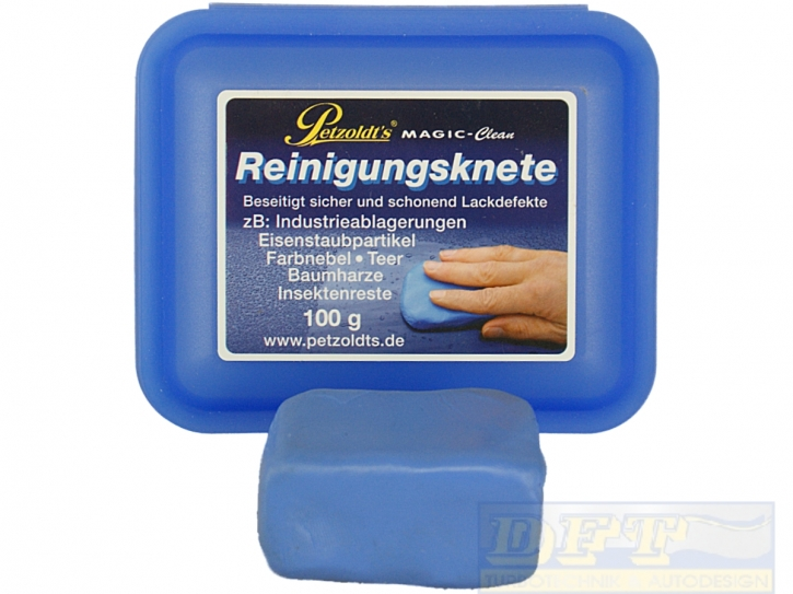 Magic Clean Reinigungsknete 100g