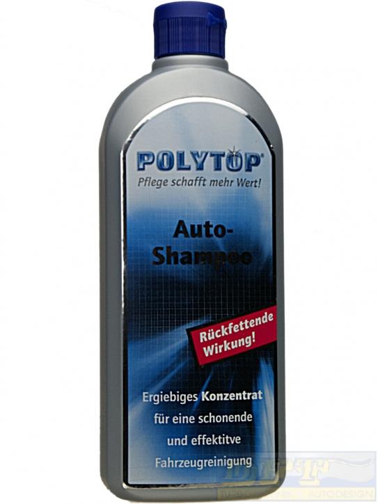 POLYTOP Autoshampoo Waschkonzentrat 500 ml,