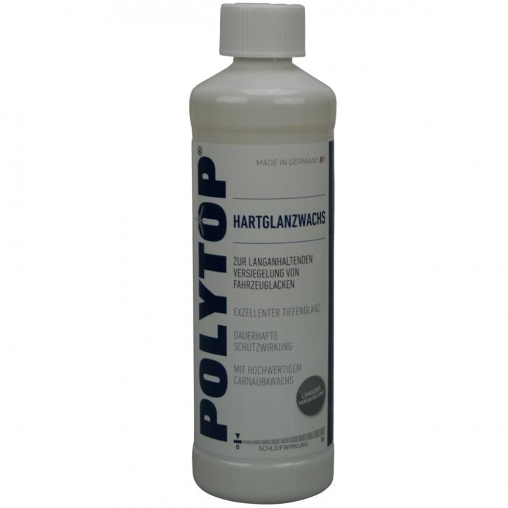 POLYTOP Hartglanzwachs Versiegelung mit Carnaubawachs 500 ml ,