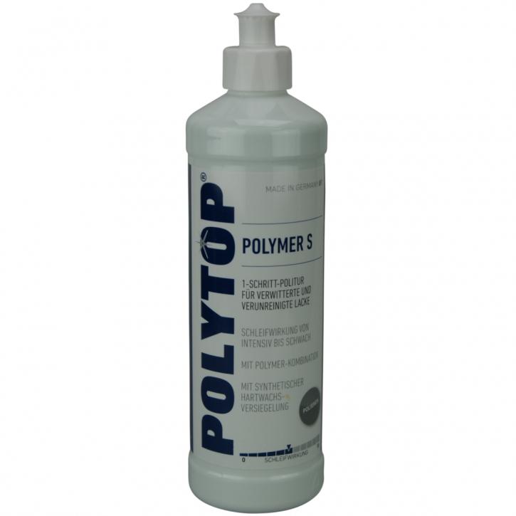 POLYTOP Polymer S Einschrittpolitur und Versiegelung 500 ml 2in1