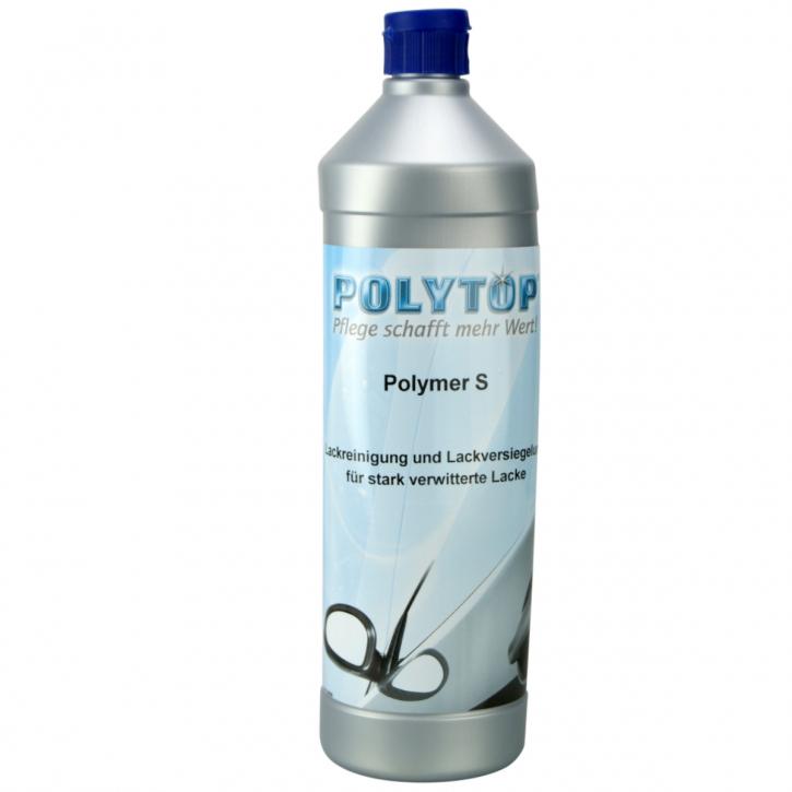 POLYTOP Polymer S Einschrittpolitur und Versiegelung 1Liter
