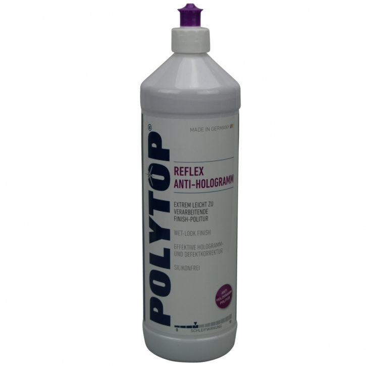 POLYTOP Reflex Anti Hologramm Politur 1 Liter,