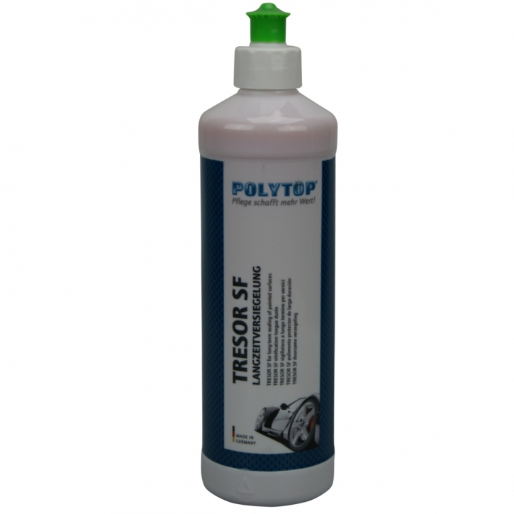 POLYTOP Tresor SF 500 ml Versiegelung mit Nano-Wachspartikeln