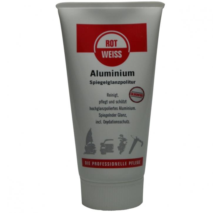ROTWEISS Aluminium Spiegelglanzpolitur 150 ml,