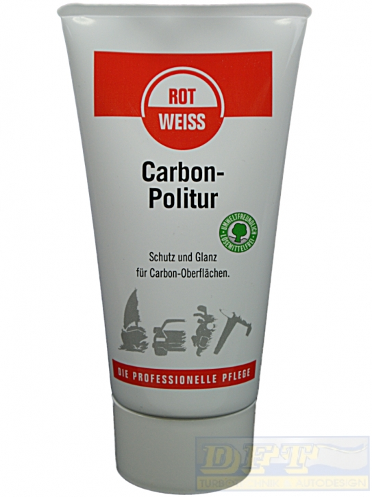 ROTWEISS Carbon Politur 150ml ,