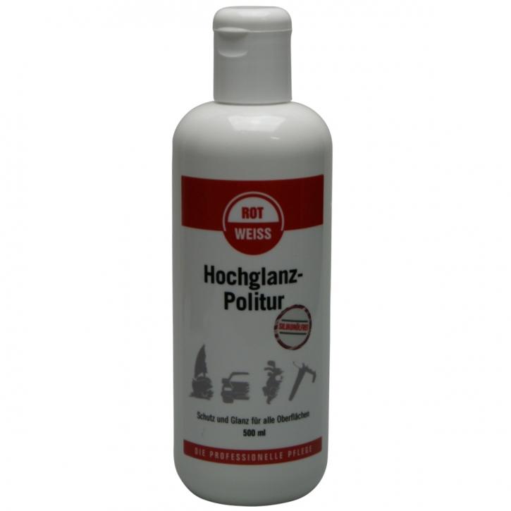 ROTWEISS Hochglanzpolitur 500 ml,