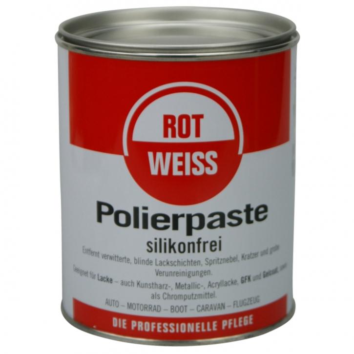 ROTWEISS Polierpaste Lackpolitur 750 ml,