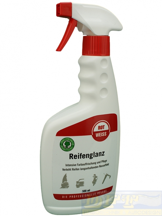 ROTWEISS Reifenglanz 500 ml