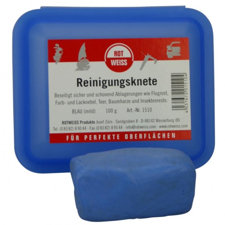ROTWEISS Reinigungsknete 100g Rot Weiss Knete,
