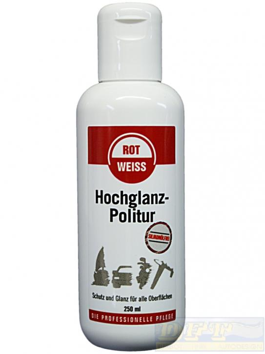 ROTWEISS Hochglanzpolitur 250 ml ,