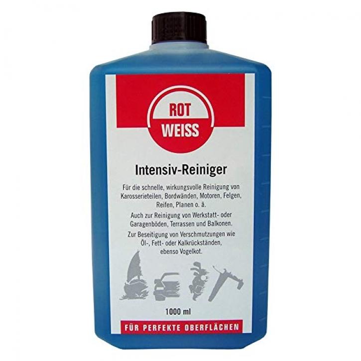 Rotweiss Intensiv Reiniger Konzentrat 1000ml,
