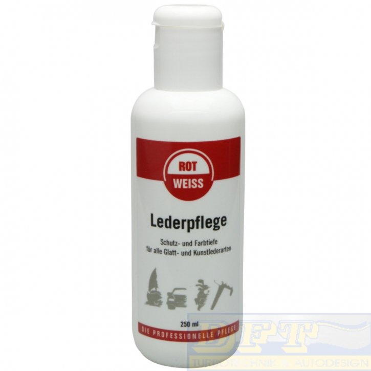 ROTWEISS Lederpflege Lotion  250 ml,