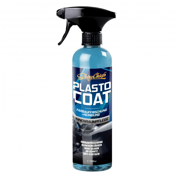 Shiny Chiefs Plasto Coat Innenraumpflege 500 ml