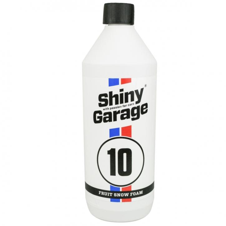 Shiny Garage Fruit Snow Schaumshampoo 1 Liter