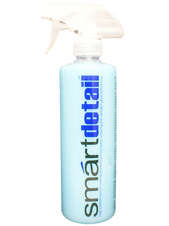Smartwax Smartdetail-Glanzspray,Wachs u Detailer  473ml