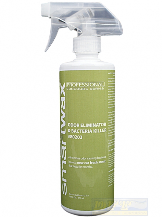 Smartwax Professional Odor Eliminator & Bacteria Killer 473 ml,