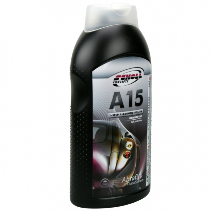 Scholl Concepts A15  1 -Step  Allround Polish 1 Liter,