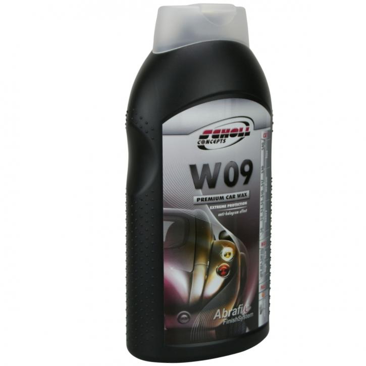 Scholl Concepts W9 Premium-Car Wax 1 Liter