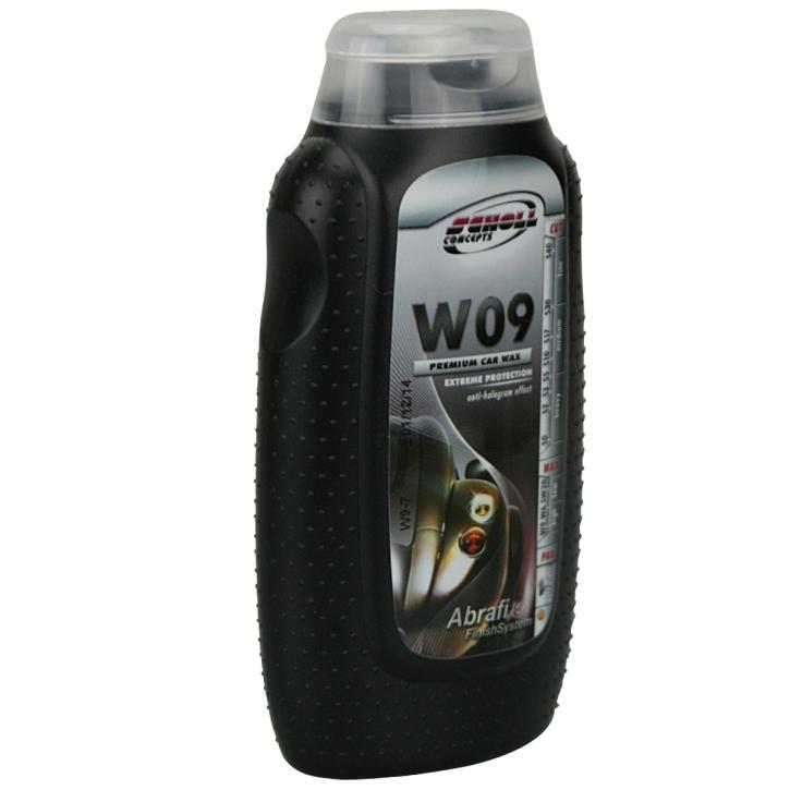 Scholl Concepts W9 Premium-Car Wax 250 ml,