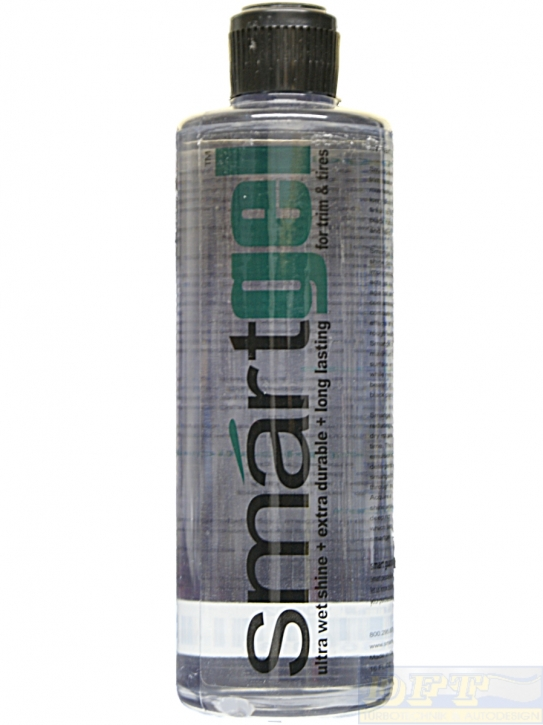 Smartwax- SmartGel for Trim & Tires 473 ml
