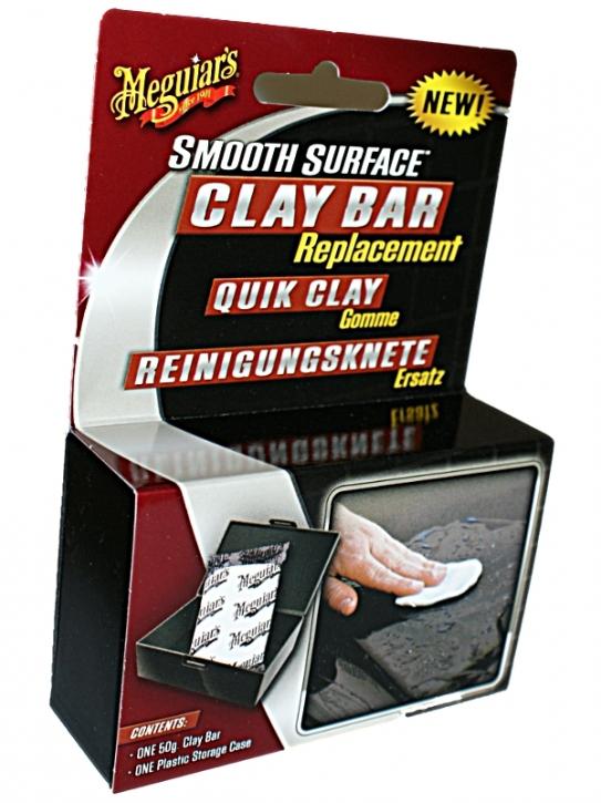 Meguiar`s Smooth Surface Clay Bar / Reinigungsknete 50g.