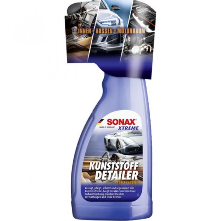 Sonax XTREME Kunststoffdetailer für innen & außen