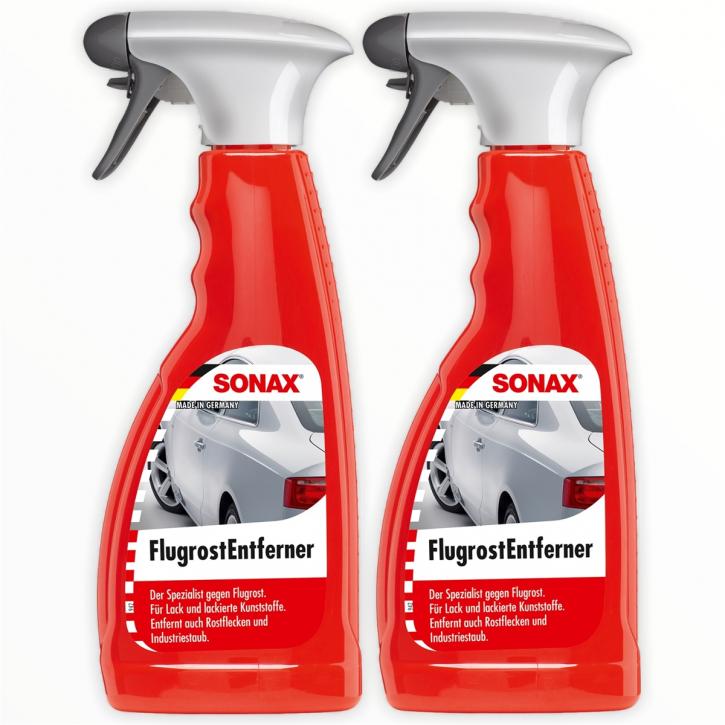 Sonax Flugrostentferner 2x 500 ml