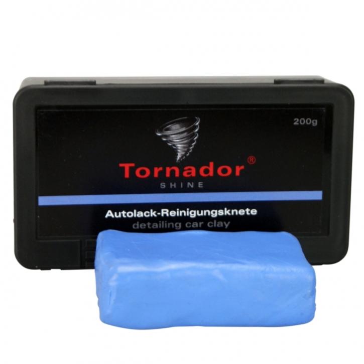 Tornador Shine Reinigungsknete blau 200 g