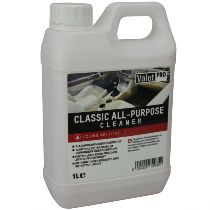 ValetPRO Classic All-Purpose Cleaner 1 Liter