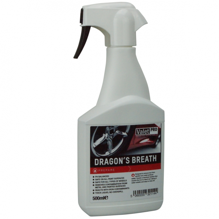ValetPRO Dragons`s Breath Flugrostentferner 500ml,