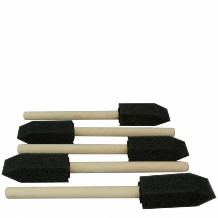 ValetPro Foam Detail Brush 5er Set