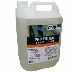 ValetPRO pH Neutral Snow Foam Vorwäsche Shampoo 5 Liter,