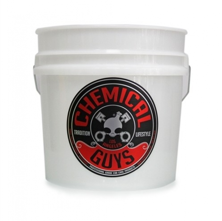 Chemical Guys Wash Bucket, Wascheimer mit CG Logo