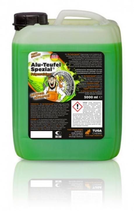 Tuga Chemie Alu-Teufel Spezial grün 5 Liter