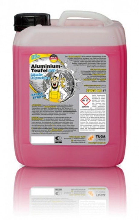 Tuga Chemie Alu-Teufel rot Felgenreiniger 5 Liter