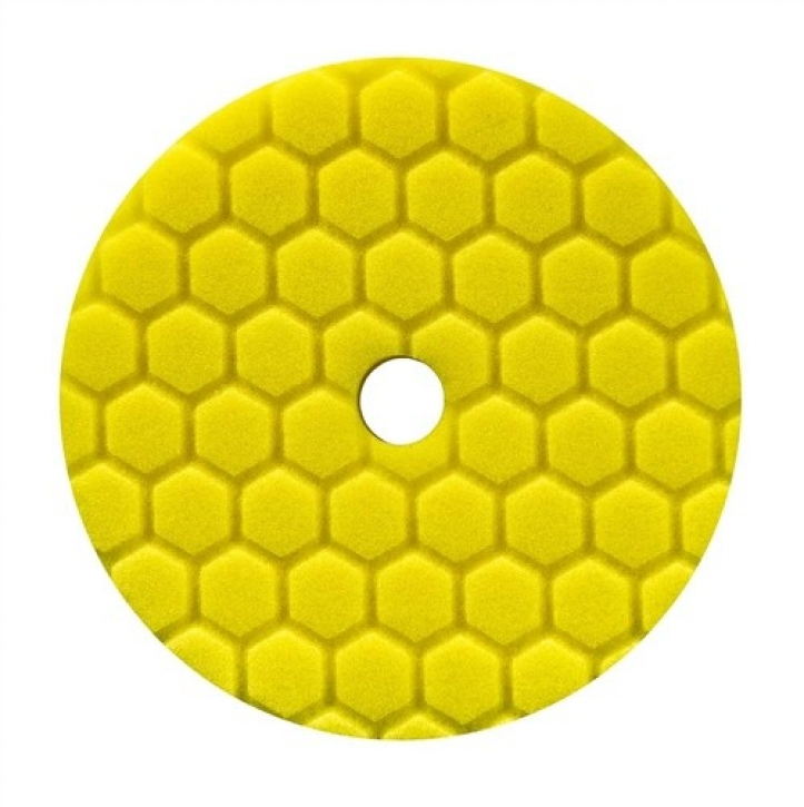 Chemical Guys Hex Logic Quantum Polierschaum gelb 5,5 Zoll 139 mm