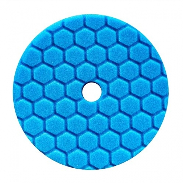 Chemical Guys Hex Logic Quantum Polierschaum blau 5,5 Zoll 139 mm