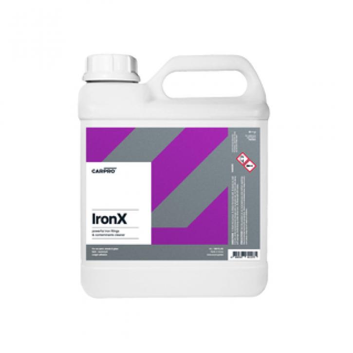 CarPro Iron.X Cleaner-Felgenreiniger und mehr 4L Kanister