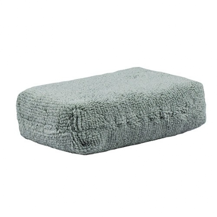 Chemical Guys Workhouse Grey Microfibre Applicator 1 Stück