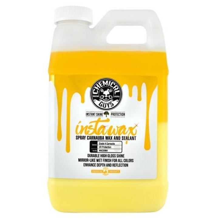 Chemical Guys Liquid Carnauba InstaWax+ High Gloss Wax & Sealant in einem 1,892L,