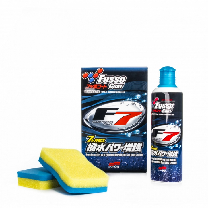 Soft99 Fusso Coat F 7 All Colored Vehicles 300 ml