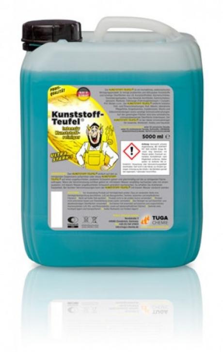 Tuga Chemie Kunstoff Teufel 5 Liter