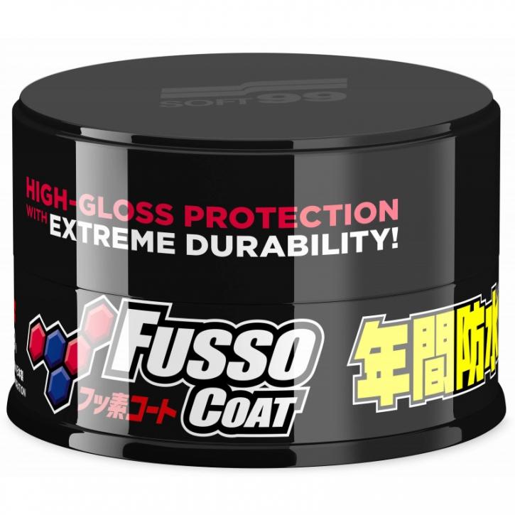 Soft99 Fusso Coat 12M black Versiegelung mit PTFE 200 g