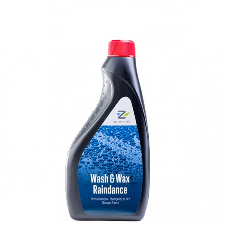 Nextzett Raindance Wash & Wax Shampoo 500ml